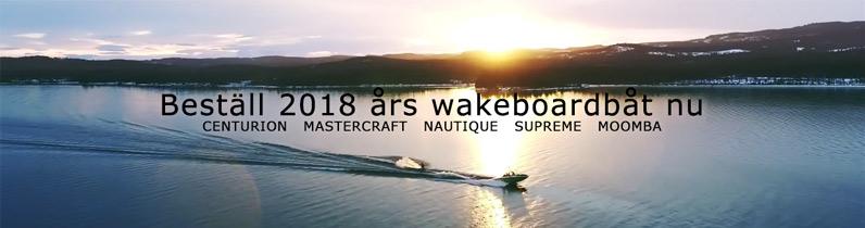 Wakeboardbåtar - Froggy Marin dea2f8ad2dd9b